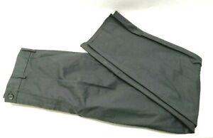 Ex Police Navy Blue Seamed Trousers Grade 1 Male Security Uniform Patrol Duty
