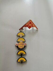Hard Rock Cafe Pin Tianjin LE300 Neu Unbenutzt Original