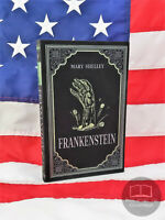 NEW Frankenstein Mary Shelley Deluxe Leather-like Suede Edition Paper Mill Press