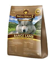 Wolfsblut Range Lamb 2x 15kg Lamm Hundefutter