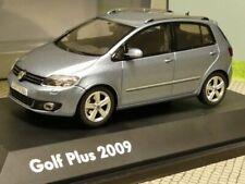 1/43 Schuco vw golf plus 2009 eisblaumetallic precio especial!