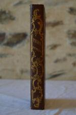 Paris illustrations - Album de gravures - Pourrat 1839. Libermann Relieur