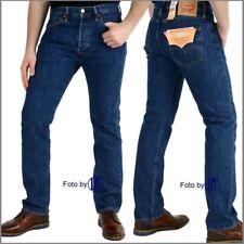 LEVIS Mens 501 Denim Jeans RRP £85 100% Authentic with Money Back Guaranty