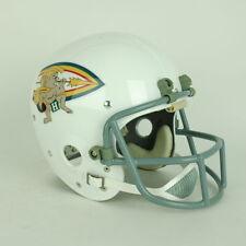 1974 Hawaii Rainbows Suspension Football Helmet