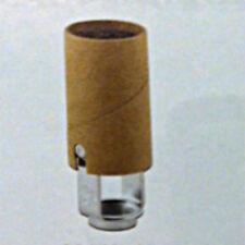 5 PACK Candelabra Lamp Holder Socket Light 75W 125V Hickey Bulb Keyless Cover