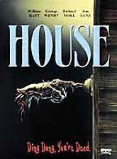 House    (DVD, 2-Disc Set, Includes HOUSE 2)      LIKE NEW