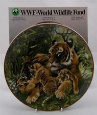 Villeroy & and Boch WWF WORLD WILDLIFE FUND No2 Tiger Asia NEW BOXED