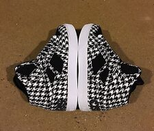 Osiris Clone Size 5 US Women's Houndstooth NYC 83 BMX DC Skate Shoes