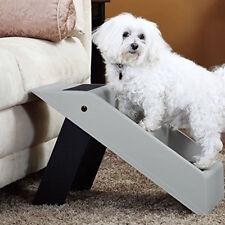 Hundetreppe Hunderampe Katzentreppe Tiertreppe Steighilfe klappbar