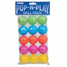 MARSHALL - Pop-N-Play Ball Pack Ferret Toy - 15 Balls