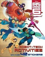 Disney Big Hero 6 Activity Book, , New Book