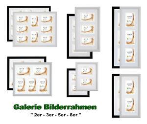 Collage Bilderrahmen mit Passepartout Arizona Galerie Fotorahmen für 10x15 13x18