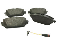 FOR MERCEDES C CLASS W205 C205 S205 A205 1.6 2.1 FRONT BRAKE PADS 2014 ONWARDS