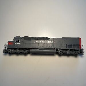 Athearn RTR HO Cotton Belt SD45T-2 #9404 DCC Ready Quick Plug Equipped MPN 91627