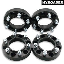 4pc 6x5.5 Hubcentric Wheel Spacers 6 Lug 1.25 Inch for Toyota 4-Runner 1996-2017