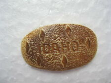 Idaho Potato Pin Plastic Tac Back