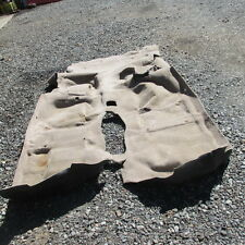 93 94 95 96 97 98 99 00 01 02 PONTIAC FIREBIRD TRANS AM WS6 TAN CARPET SET