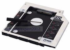 2nd SATA HDD SSD Hard Drive Caddy for MSI GE40 GE62 GP62 GT72 GE72 GL62 6QD 6QF