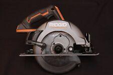 "Ridgid 18V Octane 7 1/4"" Inch Cordless Brushless Circular Saw R8654 - Tool Only"