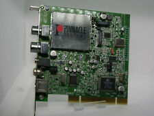 ✔️📺 WORKING - PINNACLE EMPTYV 510 13170 1.4A TV TUNER PCI CARD - UK SELLER