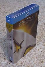 NEW Star Trek: The Original Series Season 1 (Blu-ray Set) TOS Sealed + Slipcover
