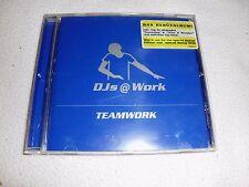 DJs at work-lavoro di squadra-cd-non OVP