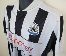 Puma Newcastle United Football Shirt 2012-13 Home Soccer Jersey Mens Large L