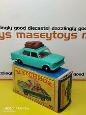 MATCHBOX LESNEY No.56b Fiat 1500 1965 vn-MINT Original Vintage Diecast