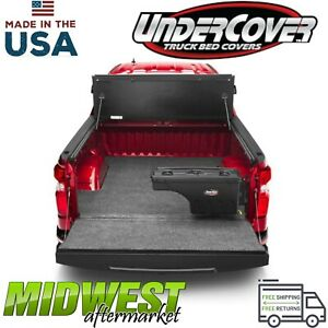 Undercover Passenger Side Swing Case Fits 1999-2014 Ford F-150 Styleside