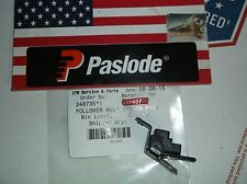 """GENUINE"" Paslode Part # 501457  FOLLOWER ASSY (T250A-F16)"