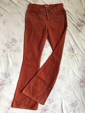 Killah by Miss Sixty Jeans Cord Schlag W25/L34 low waist slim fit flare leg