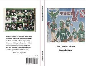 Pottstown Firebirds Book Nfl Football The Timeless Victors Philadelphia Eagles