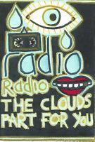 Radio Radio Eye Jay Snelling Outsider Folk Art Painting/Drawing Original Brut