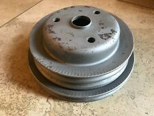 Small Block Crank Pulley 283 307 327 350 383 400 Chevy