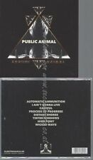CD--PUBLIC ANIMAL--HABITAT ANIMAL |