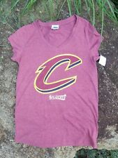 NWT Womens NBA Cleveland Cavaliers Playoffs T-Shirt size large