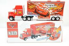 Tomica Takara Tomy Disney PIXAR Collection Mack Truck Hauler Diecast Car CARS 2