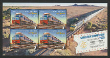 Australia 2020 : Canberra Stamp Show 2020 Minisheet. Mint Never Hinged
