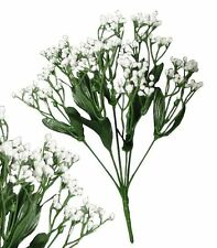 Lot of 24 White Baby Breath 13