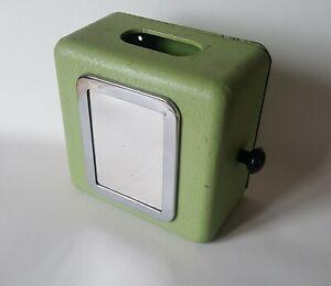 Vintage 1930's 40's Metal Bathroom Cabinet Medicine Shaving Maritime Salvage ?