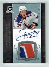 07-08 UD The Cup  Ryan Callahan  /249  Auto  Patch  Rookie