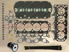 FOR MG ROVER UPRATED K-SERIES MLS METAL HEAD GASKET SET SEALS BOLTS OIL FILTER