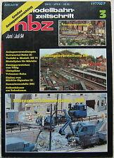 MBZ Modellbahn Zeitschrift 1994 3 Diorama Trümmerbahn Ratgeber Fotos Tipps Info