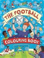 The Football Colouring Book (Paperback)