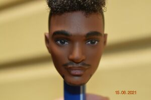Barbie doll OOAK repaint(Only head)