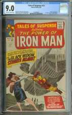 TALES OF SUSPENSE #53 CGC 9.0 OW/WH PAGES