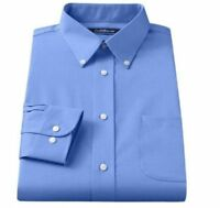 Men's Croft & Barrow® Classic-Fit Easy Care Button-Down Collar Dress Shirts