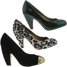 Zapatos de tacón de mujer Dolcis sintético