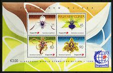 Papua New Guinea   1995   Scott # 882    Mint Never Hinged Souvenir Sheet