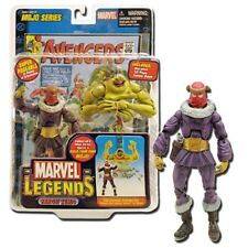 MARVEL Legends-Barone Zemo & Head/pneumotorace of Mojo personaggio + COMIC-Nuovo/Scatola Originale